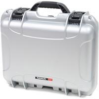 Image of Nanuk Medium Series 920 Lightweight NK-7 Resin Waterproof Protective Case with Foam, Silver