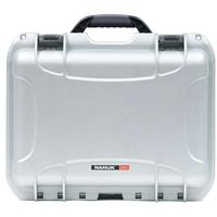 Image of Nanuk Medium Series 920 Lightweight NK-7 Resin Waterproof Protective Case with Padded Dividers, Silver