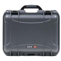 Image of Nanuk Medium Series 920 Lightweight NK-7 Resin Waterproof Protective Case with Padded Dividers, Graphite
