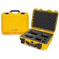 Image of Nanuk Media Series 920 Lightweight NK-7 Resin Waterproof Hard Case with Foam Insert for Sony A7R Camera, Yellow