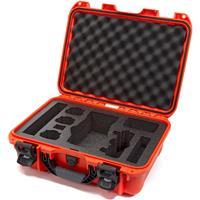 Image of Nanuk 920 Hard-Shell Carrying Case with Foam Insert for DJI Mavic 2 Pro and Zoom, Orange