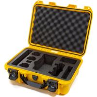 Image of Nanuk 920 Hard-Shell Carrying Case with Foam Insert for DJI Mavic 2 Pro and Zoom, Yellow