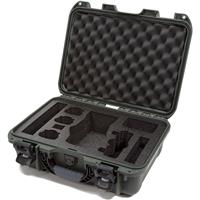 Image of Nanuk 920 Hard-Shell Carrying Case with Foam Insert for DJI Mavic 2 Pro and Zoom, Olive