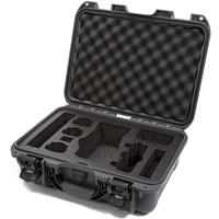 Image of Nanuk 920 Hard-Shell Carrying Case with Foam Insert for DJI Mavic 2 Pro and Zoom, Graphite
