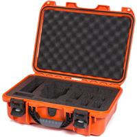 Image of Nanuk 920 Waterproof Hard Case with Foam Insert for DJI Mavic Quadcopter and Accessories, Orange
