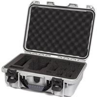 Image of Nanuk 920 Waterproof Hard Case with Custom Foam Insert for DJI Mavic PRO, Silver