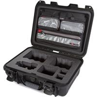 Image of Nanuk Media Series 920 Lightweight NK-7 Resin Waterproof Hard Case for Sony A7R Camera, Black