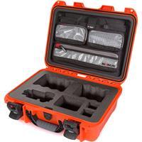 Image of Nanuk Media Series 920 Lightweight NK-7 Resin Waterproof Hard Case for Sony A7R Camera, Orange