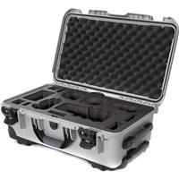 Image of Nanuk Media Series 920 Lightweight NK-7 Resin Waterproof Hard Case for Sony A7R Camera, Silver