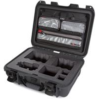 Image of Nanuk Media Series 920 Lightweight NK-7 Resin Waterproof Hard Case for Sony A7R Camera, Graphite