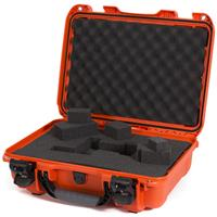 Image of Nanuk 923 Protective Case with Cubed Foam, Orange