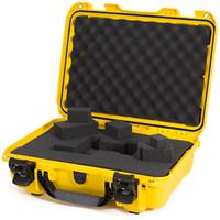 Compare Prices Of  Nanuk 923 Protective Case with Cubed Foam, Yellow