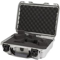 Image of Nanuk 923 Protective Case with Cubed Foam, Silver