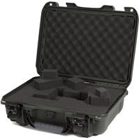 Image of Nanuk 923 Protective Case with Cubed Foam, Olive
