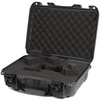 Image of Nanuk 923 Protective Case with Cubed Foam, Graphite