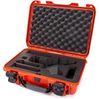 Image of Nanuk 923 Hard-Shell Carrying Case with Foam Insert for DJI Ronin-S, Orange
