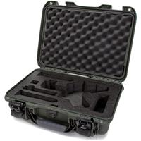 Image of Nanuk 923 Hard-Shell Carrying Case with Foam Insert for DJI Ronin-S, Olive