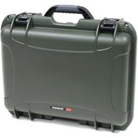 Image of Nanuk Large Series 925 Lightweight NK-7 Resin Waterproof Protective Case with Foam, Olive