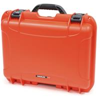 Image of Nanuk Large Series 925 Lightweight NK-7 Resin Waterproof Protective Case with Padded Dividers, Orange
