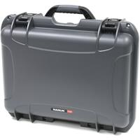 Image of Nanuk Large Series 925 Lightweight NK-7 Resin Waterproof Protective Case with Padded Dividers, Graphite