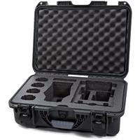 Image of Nanuk Media Series 925 Lightweight NK-7 Resin Waterproof Hard Case for DJI Mavic 2 Pro/Zoom + Smart Controller, Black