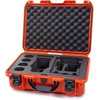 Compare Prices Of  Nanuk Media Series 925 Lightweight NK-7 Resin Waterproof Hard Case for DJI Mavic 2 Pro/Zoom + Smart Controller, Orange