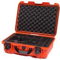 Image of Nanuk 925 Protective Case with Foam Insert for DJI Osmo Pro/RAW Stabilizer, Orange
