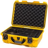 Image of Nanuk 925 Protective Case with Foam Insert for DJI Osmo Pro/RAW Stabilizer, Yellow