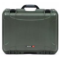 Image of Nanuk Large Series 930 Lightweight NK-7 Resin Waterproof Protective Case with Foam, Olive
