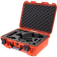 Image of Nanuk Media Series 930 Lightweight NK-7 Resin Waterproof Hard Case with Foam Insert for Ronin-S/SC, Orange