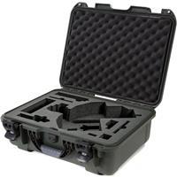 Image of Nanuk Media Series 930 Lightweight NK-7 Resin Waterproof Hard Case with Foam Insert for Ronin-S/SC, Olive
