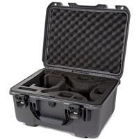 Image of Nanuk 933 Hard-Shell Carrying Case with Foam Insert for DJI Phantom 4, 4 Pro, 4 Pro+, 4 Pro+ 2.0 and 4 RTK, Graphite