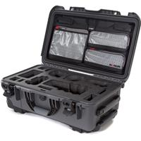 Compare Prices Of  Nanuk Media Series 935 Wheeled Lightweight NK-7 Resin Hard Case with Foam Insert for Sony A7R, Graphite