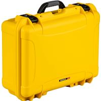 Image of Nanuk Large Series 940 Lightweight NK-7 Resin Waterproof Protective Case with Foam, Yellow