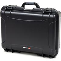 Image of Nanuk Large Series 940 Lightweight NK-7 Resin Waterproof Protective Case with Padded Dividers, Black