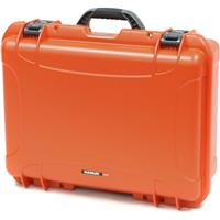 Image of Nanuk Large Series 940 Lightweight NK-7 Resin Waterproof Protective Case with Padded Dividers, Orange