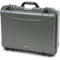 Compare Prices Of  Nanuk Large Series 940 Lightweight NK-7 Resin Waterproof Protective Case with Padded Dividers, Olive