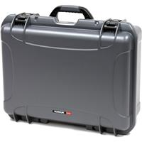 Image of Nanuk Large Series 940 Lightweight NK-7 Resin Waterproof Protective Case with Padded Dividers, Graphite