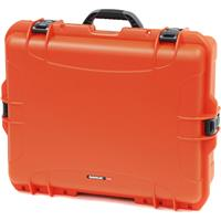 Image of Nanuk Large Series 945 Lightweight NK-7 Resin Waterproof Protective Case with Foam, Orange