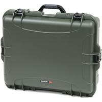 Image of Nanuk Large Series 945 Lightweight NK-7 Resin Waterproof Protective Case with Foam, Olive