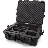Image of Nanuk Media Series 945 Lightweight NK-7 Resin Waterproof Hard Case with Foam Insert for Zhiyun Crane 3 Lab, Black