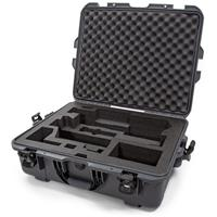 Image of Nanuk Media Series 945 Lightweight NK-7 Resin Waterproof Hard Case with Foam Insert for Zhiyun Crane 3 Lab, Graphite