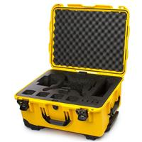 Compare Prices Of  Nanuk 950 Lightweight NK-7 Resin Waterproof Protective Case with Foam Insert for DJI Phantom 4 Quadcopter, Yellow