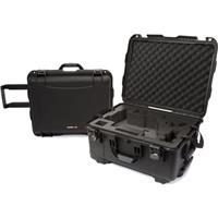 Image of Nanuk 950 Lightweight NK-7 Resin Waterproof Case with Foam Insert for DJI Ronin-M Handheld Gimbal Stabilizer, Black