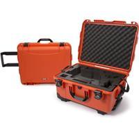 Image of Nanuk 950 Lightweight NK-7 Resin Waterproof Case with Foam Insert for DJI Ronin-M Handheld Gimbal Stabilizer, Orange