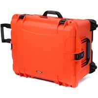 Image of Nanuk Wheeled Series 960 Lightweight NK-7 Resin Waterproof Protective Rolling Case with Foam, Orange