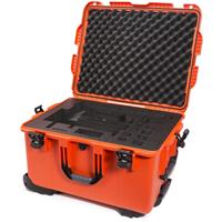 Compare Prices Of  Nanuk 960 Waterproof Hard Case with Wheels for DJI Ronin-MX, Orange
