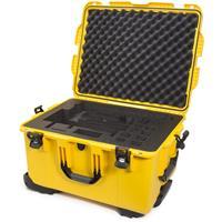 Image of Nanuk 960 Waterproof Hard Case with Wheels for DJI Ronin-MX, Yellow