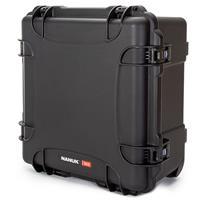 Image of Nanuk Wheeled Series 968 Lightweight NK-7 Resin Waterproof Hard Case without Foam Insert, Black