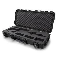 Image of Nanuk Firearms Series 985 AR15 Lightweight NK-7 Resin Waterproof Hard Case with Foam Insert, Black